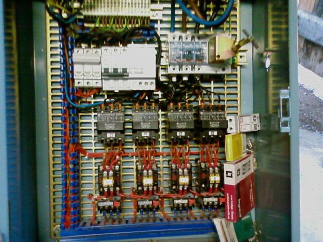 Souvent Branchement tableau électrique en 220 V triphasé Forum ELECTRICITé AM27