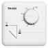 thermostat 4 fils chaudière fuel
