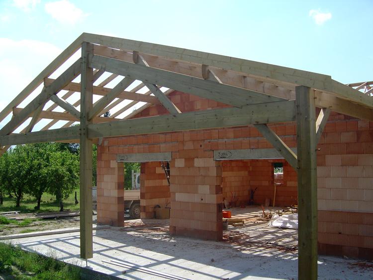 Fondations construction maison ma onnerie conseils for Comment renforcer une charpente