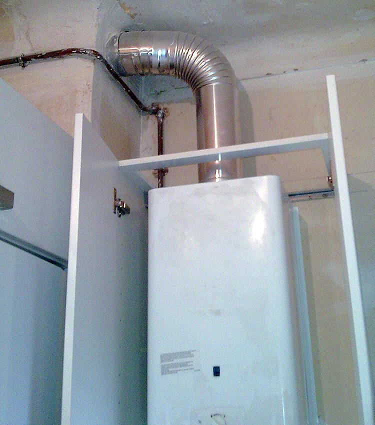 Conformit tuyauterie gaz et raccordement chauffe eau for Norme robinet gaz cuisine