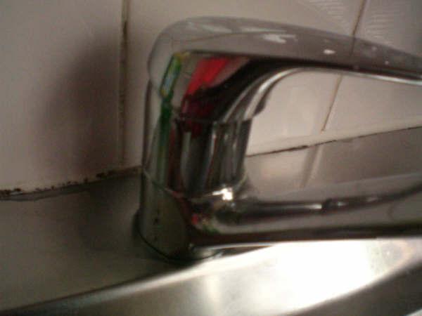 D montage robinet mitigeur fuites forum plomberie - Fuite base robinet mitigeur cuisine ...