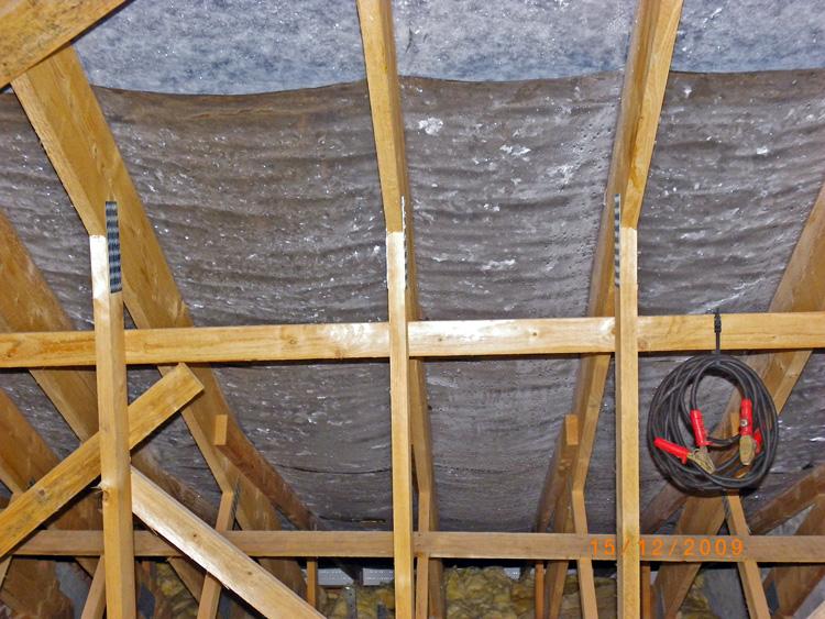 forum toiture pose papier bitume compl tement givr. Black Bedroom Furniture Sets. Home Design Ideas