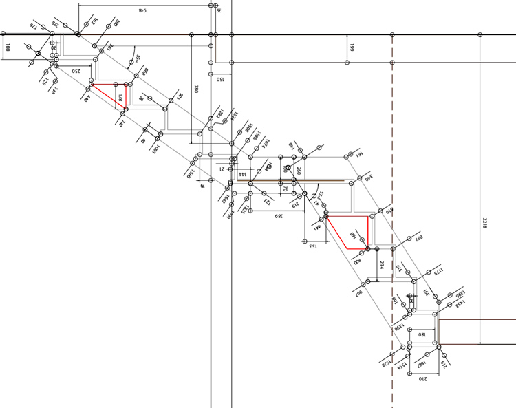 fabrications escaliers r 233 aliser en bois bricoleurs avertis assemblage et le montage d 233 tails de