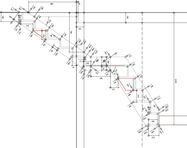 Fabrications escaliers r aliser en bois bricoleurs avertis for Plan construire un escalier