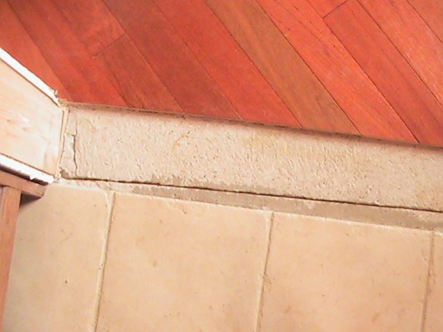 Pose de parquet stratifie sur carrelage 28 images for Parquet massif sur carrelage