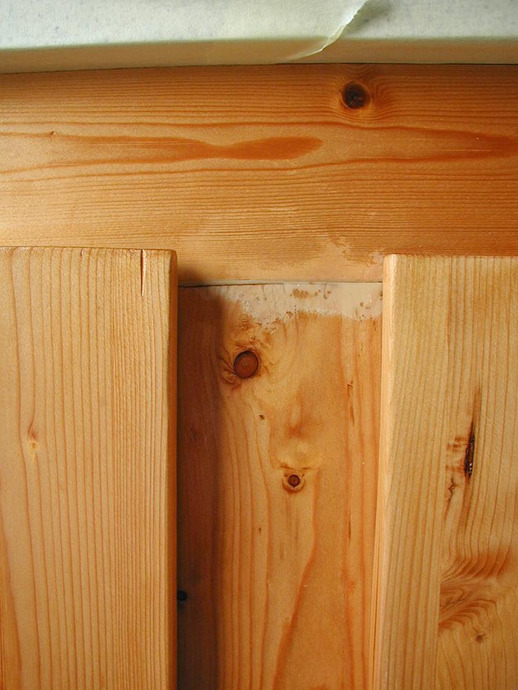Questions bricolage peinture enlever trace de p te a bois for Enlever vernis meuble